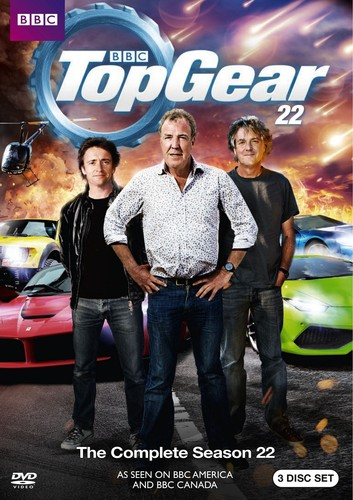 Top Gear 22: The Complete Season 22