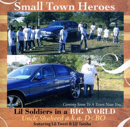 Lil Soldiers in a Big World