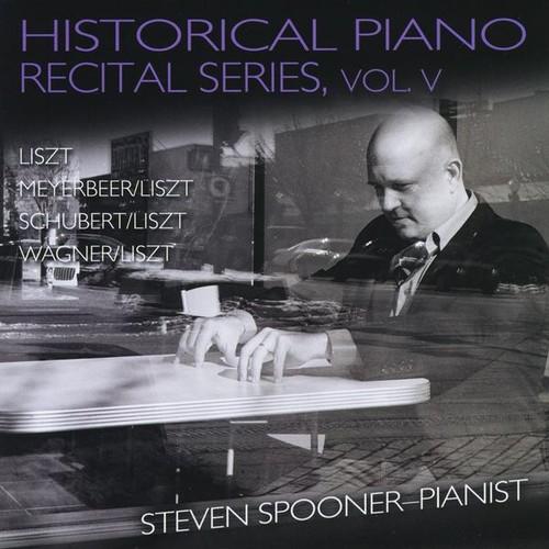 Historical Piano Recital Series Vol. 5