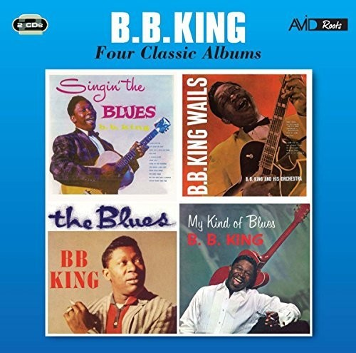 Singin' The Blues /  Wails /  Blues /  My Kind Of