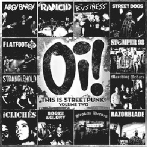 Oi This Is Streetpunk 2 /  Various