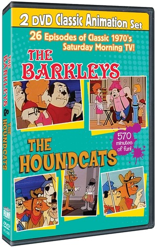 The Barkleys /  The Houndcats