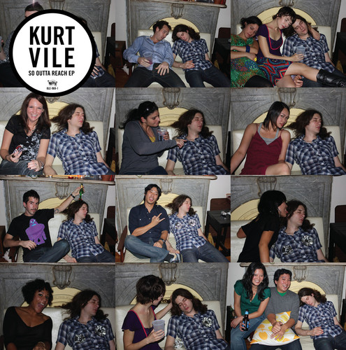 Kurt Vile - So Outta Reach EP [Clear Blue Vinyl]