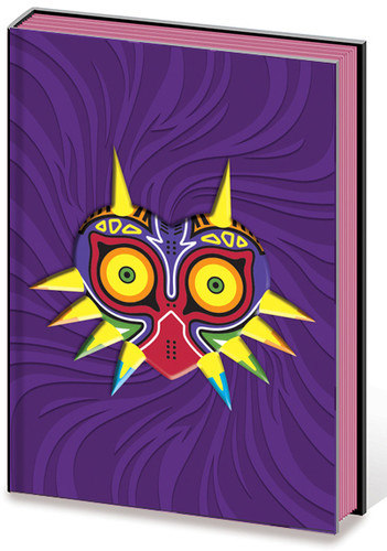 Zelda Majora's Mask Premium Journal - Zelda Majora's Mask Premium Journal
