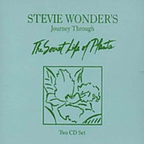 Stevie Wonder-Journey Through the Secret Life of Plants