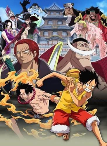 One Piece: Season 4 Voyage Three