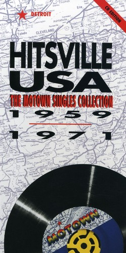 Hitsville Usa - Hitsville USA: The Motown Singles Collection 1959-1971 [Box Set]