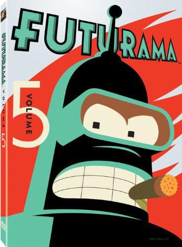 Futurama: Volume 5