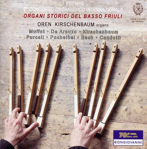 Organi Storici Del Basso Friuli /  Various