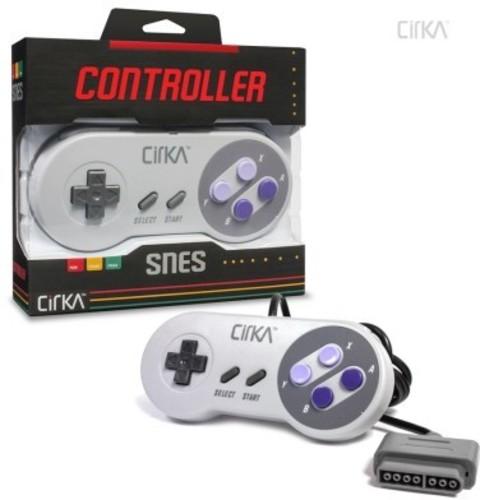 - CirKa S91 Classic Controller for Super Nintendo