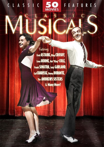 Classic Musicals 50 Movie Pack - Musical Classics (12pc) / (Box)
