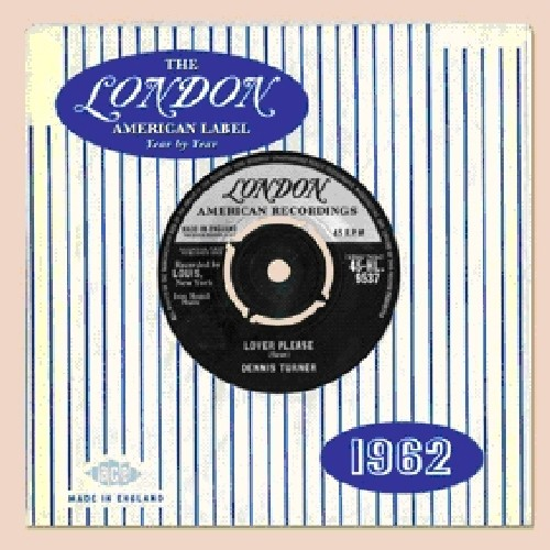 London American Label Year By Year 1962 / Various - London American Label Year By Year 1962 / Various