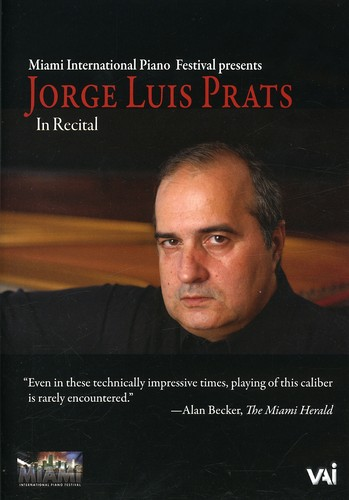 Jorge Luis Prats in Recital