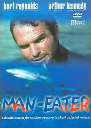 Man-Eater With Burt Reynolds & Arthur Kennedy