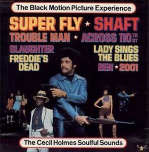 The Cecil Holmes Soulful Sounds