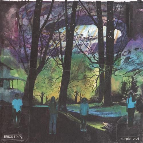Eric's Trip - Purple Blue [LP]