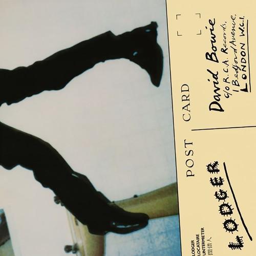 David Bowie - Lodger: 2017 Remastered Version [LP]