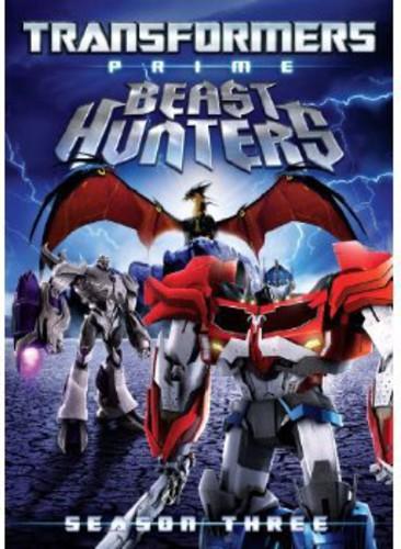 Transformers Prime: Season Three