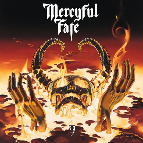 Mercyful Fate - 9 (Colv) (Red)