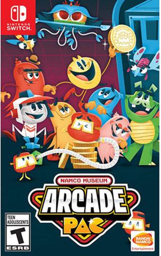 Swi Namco Museum Arcade Pac - NAMCO Museum Arcade Pac for Nintendo Switch