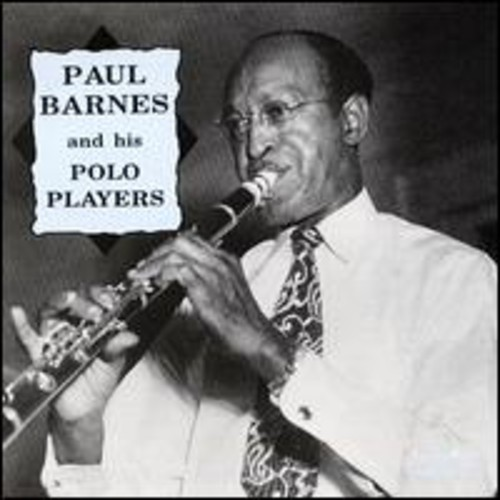 Paul Barnes & Polo Player
