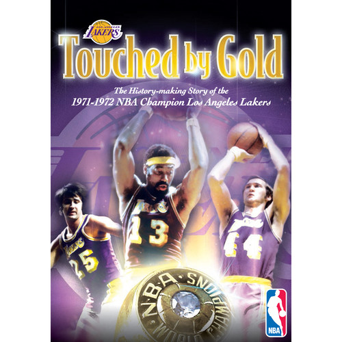 Nba Touched by Gold