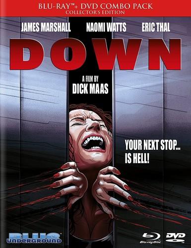 Down (Aka the Shaft)