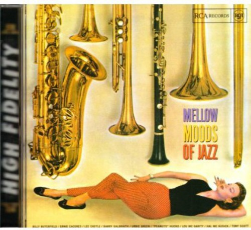 Mellow Moods Of Jazz