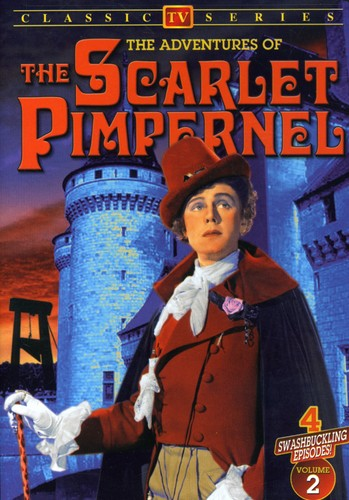 The Adventures of the Scarlet Pimpernel: Volume 2