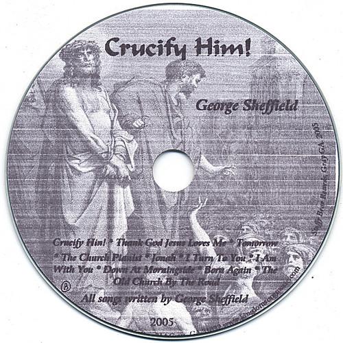 Crucify Him!