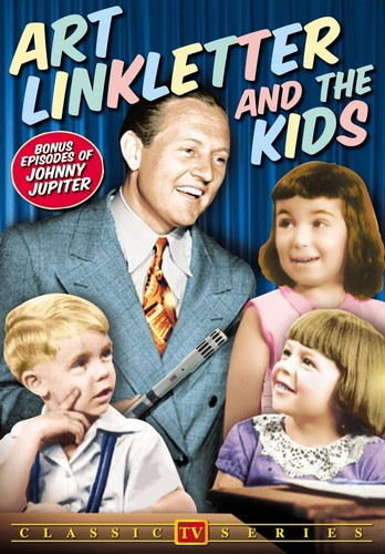 Art Linkletter And The Kids