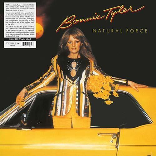Bonnie Tyler - Natural Force [Import LP]