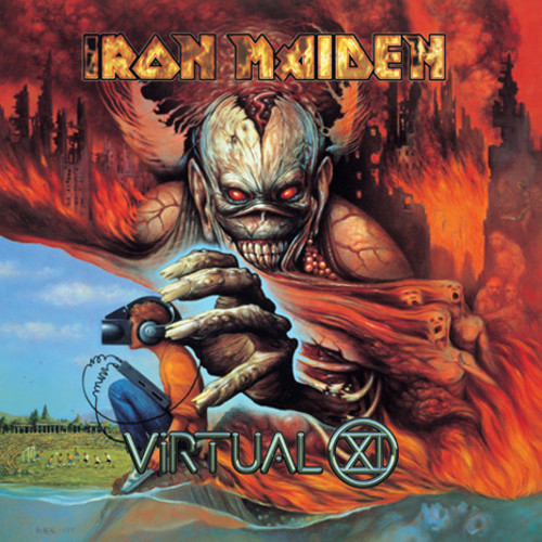 Iron Maiden - Virtual XI [2LP]