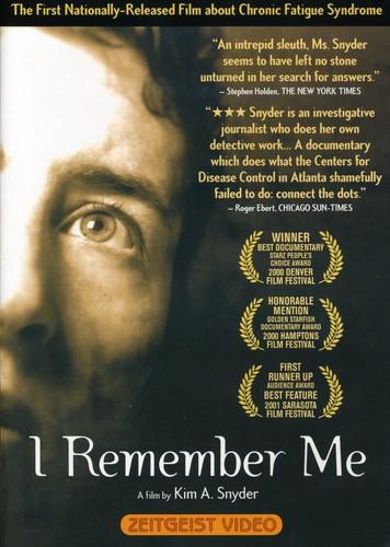 - I Remember Me