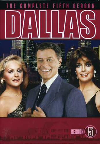 Dallas: The Complete Fifth Season