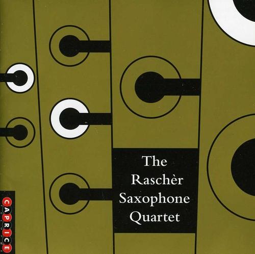 Rascher Sax Quartet