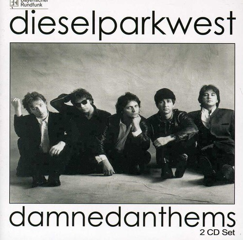 Damned Anthems [Import]
