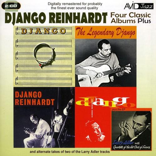 4 Classic LPs-Django/ Legendary/ Django Reinhart/ Django