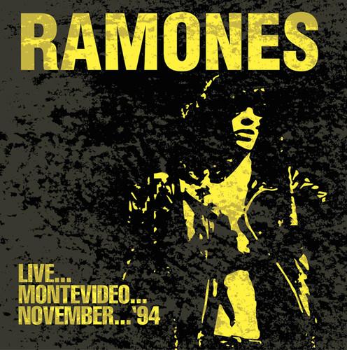 Ramones - Live... Montevideo... November... 94