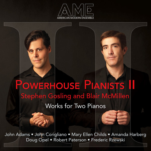 Powerhouse Pianists II