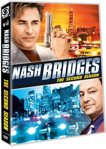 Nash Bridges: Second Season
