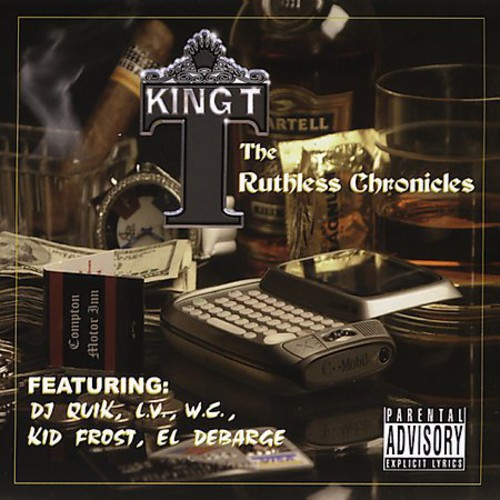 The Ruthless Chronicles [Explicit Content]