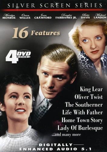 Hollywood Greats 16 Movies