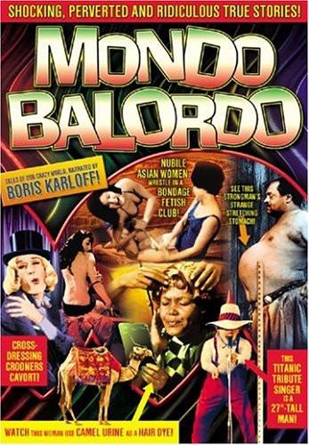 Mondo Balordo - Mondo Balordo (aka A Fool's World)