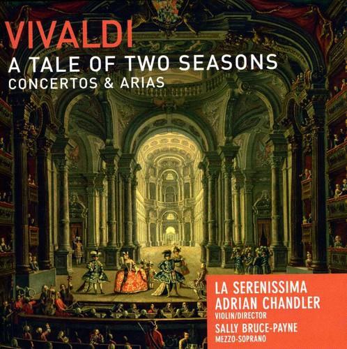 Tale of Two Seasons: Concertos & Arias