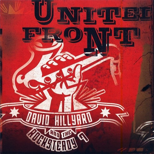 David Hillyard & The Rocksteady 7 - United Front [Limited Edition LP]