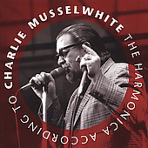 Harmonica According to Charlie Musselwhite
