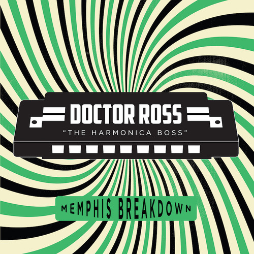 Doctor Ross - Memphis Breakdown [LP]