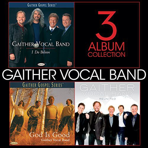 Gaither Vocal Band - 3 CD Collection