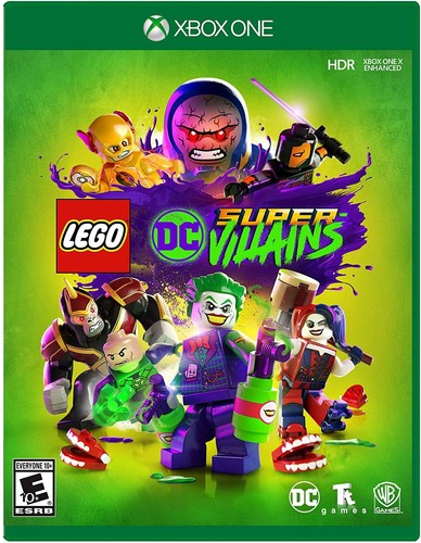 - LEGO DC Supervillains  for Xbox One